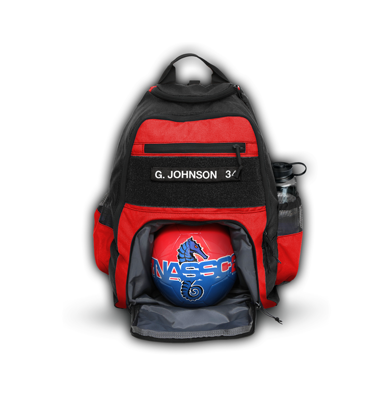 All-Pro Tactical Kick Series Soccer Backpack