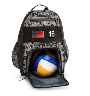 All-Pro Tactical Spike Series Volleyball Pack