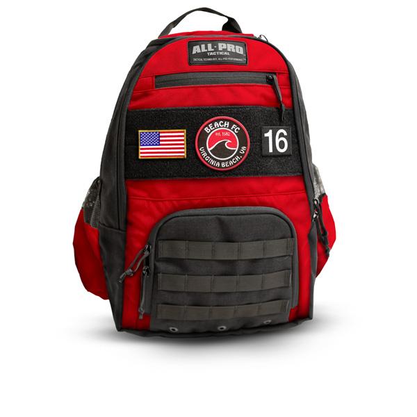 Kick Series Soccer Backpack - Beach FC Edition  77e9fdb571f2d