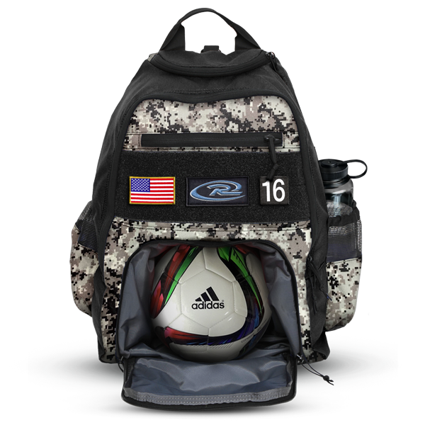 All-Pro Tactical Kick Series Soccer Pack - Virginia Rush Edition