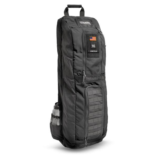 All-Pro Tactical LAX Series Lacrosse Bag - Black
