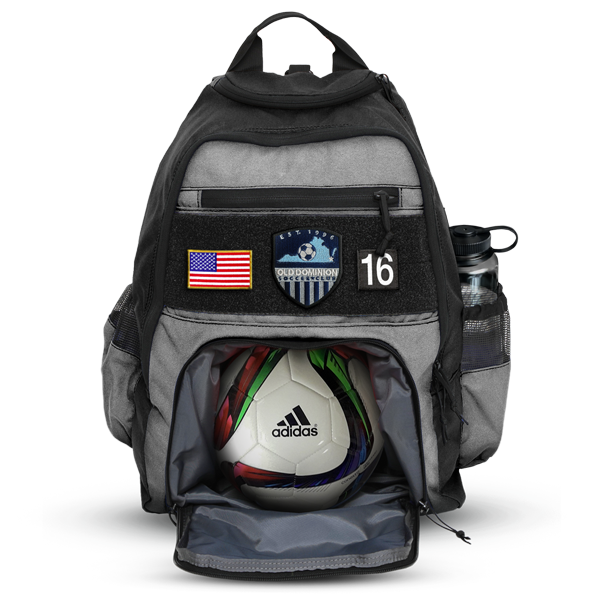 All-Pro Tactical Kick Series Soccer Backpack - ODSC Edition