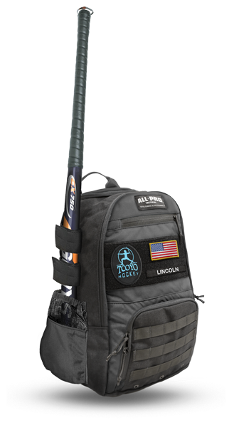 All-Pro Tactical TCOYO Edition Attack Series Field Hockey Backpack