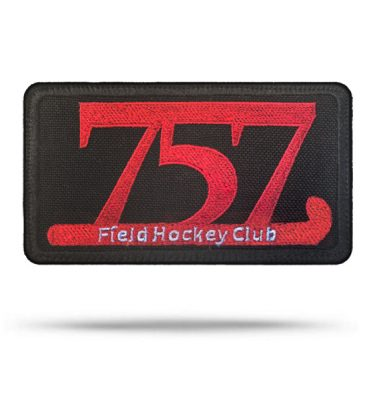 All-Pro Rip-n-Stick Pride Patch - 757 Field Hockey Club