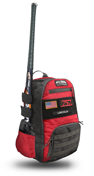 All-Pro Tactical 757 Edition Attack Series Field Hockey Backpack