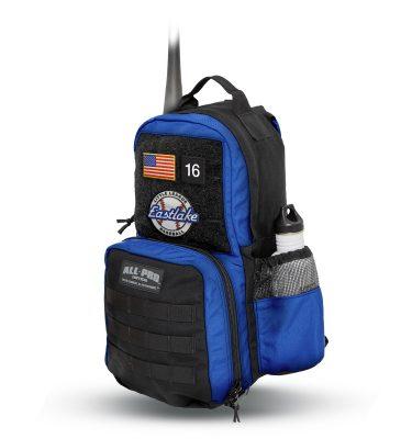 All-Pro Tactical Hardball Series Large Batpack - Eastlake Little League Edition