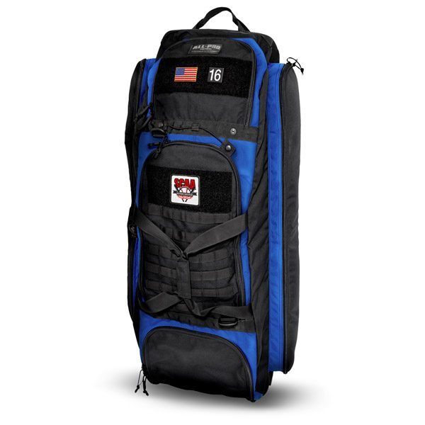 All-Pro Tactical Hardball Series Rolling Loadout Bag - SCAA Edition