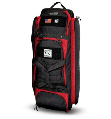 All-Pro Tactical Hardball Series Rolling Loadout Bag - Great Neck Baseball Edition