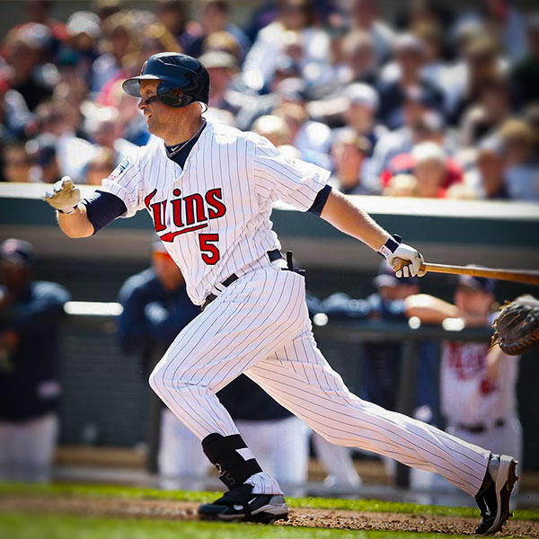 Michael Cuddyer - Twins Batting