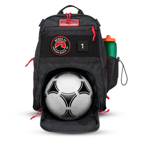 All-Pro Tactical SUB Sport Utility Pack Beach - FC Edition - Black