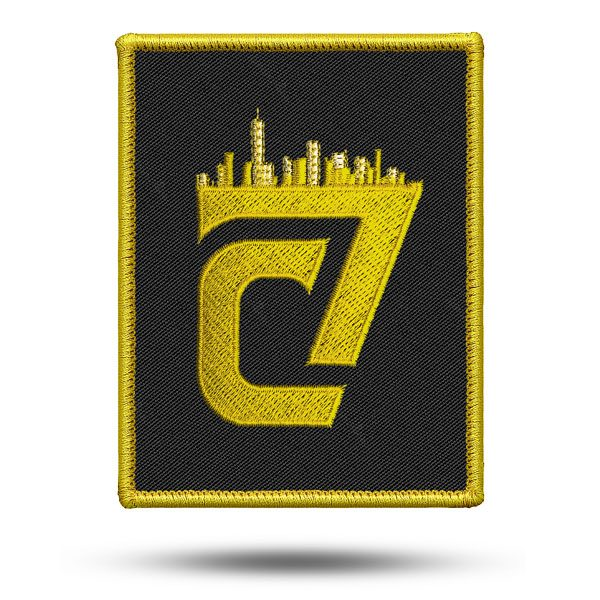 7 Cities Gaming League - All-Pro Tactical Rip-n-Stick Pride Patch