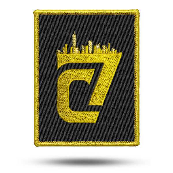 All-Pro Tactical 7 Cities Gaming League Rip-n-Stick Pride Patch