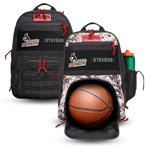 All-Pro Tactical Certified Basketball EditionSUB Sport Utility Back Packs