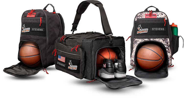 All-Pro Tactical Certified Basketball Edition SUB Sport Utility Bags