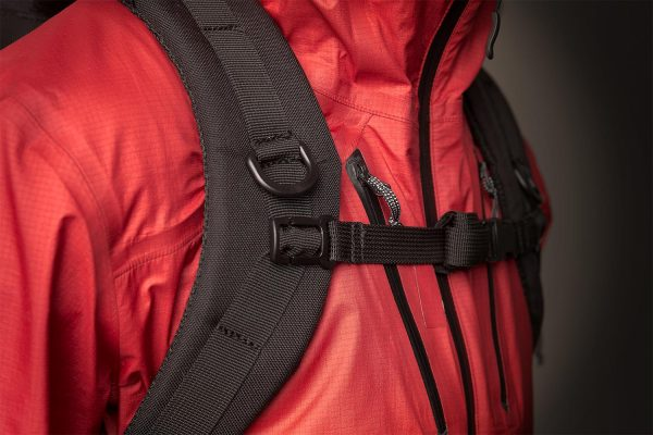 Carry in comfort with super padded shoulder straps and back padding wrapped in breathable mesh for cooling airflow.