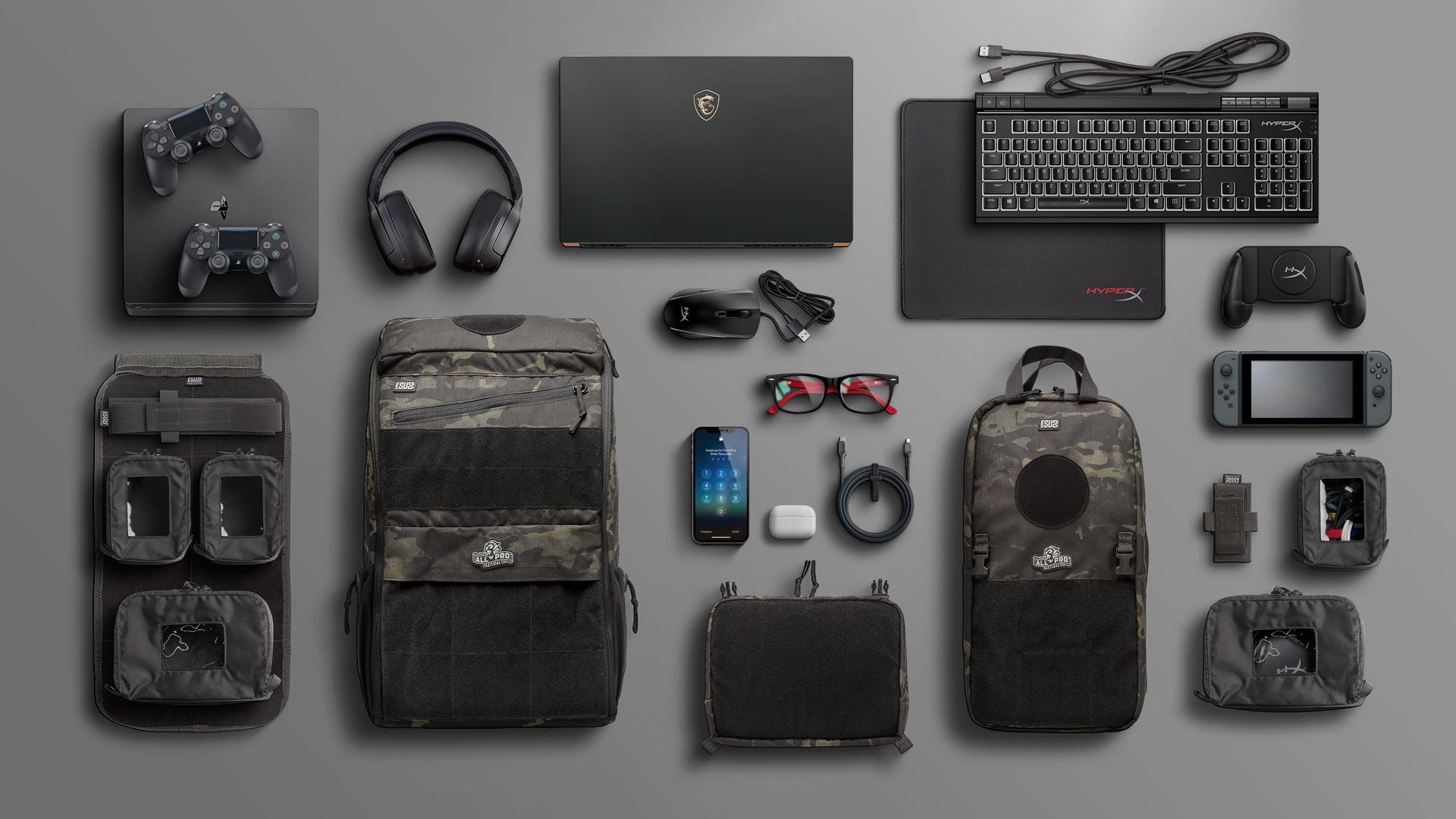 MultiCam Black Edition ESUB Complete Kit Loadout